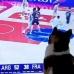 """El gato que """"ayudó"""" al triunfo de la Selección de básquet y se volvió viral"""