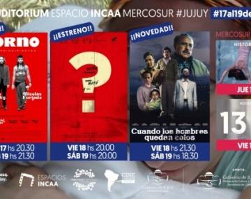 Nuevos estrenos en el Espacio INCAA Mercosur