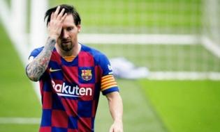En España dicen que Lionel Messi podría dejar el Barcelona en 2021