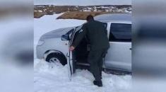 Neuquén: volvían de un encuentro religioso, quedaron varados en la ruta por la nieve y murieron congelados
