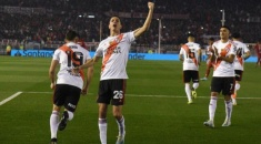 River ganó con autoridad y se va con una buena ventaja a Paraguay