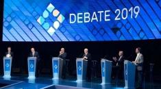 Luego del primer debate electoral 2019, especialistas aseguraron que no cambia el voto