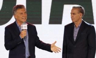 Sin autocrítica, Macri dio un mensaje de paz y avisó que no se baja