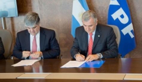 YPF y la provincia de Jujuy analizan oportunidades de inversión en energía