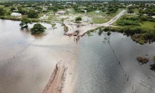 Falta de inversiones a infraestructura: las críticas del campo por las inundaciones