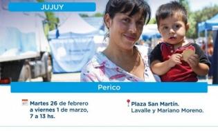 El Estado en tu Barrio: ahora en Perico