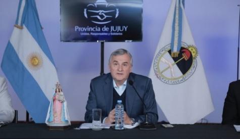 SE DISPUSO EL AISLAMIENTO DE FRAILE PINTADO Y CALILEGUA QUE VUELVEN A FASE 1