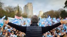 Macri pidió más participación el 27 y le cantaron