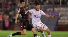 River se lució ante Huracán y se sumó a la pelea de los de arriba en la Superliga