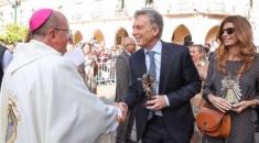 Fiesta del Milagro en Salta: El arzobispo le reclamó a Macri por su promesa de