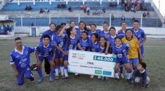 Copa Jujuy femenino: Talleres goleó a Social Parapetí y ya se prepara para la final
