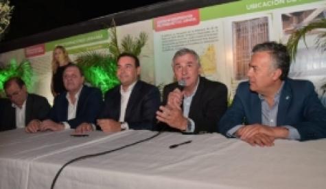 Convenio de cooperación turistica entre Jujuy, Mendoza y Corrientes