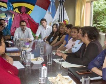 Autoridades de Centros Vecinales mantuvieron reunión con diferentes concejales