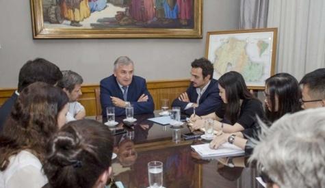 Comitiva de China arribó a Jujuy para inspeccionar el proyecto Cauchari