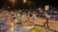 Realizaron el tradicional desfile Bienvenida Primavera en la Ciudad Cultural