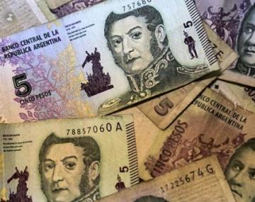 El sábado será el último día de circulación de los billetes de $5