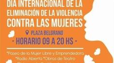 Jujuy se suma a la lucha para erradicar la violencia contra la mujer