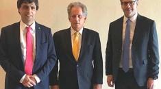 Lacunza y Sandleris viajan a EE.UU para asistir a reuniones del FMI y el Banco Mundial