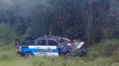 Fallecieron dos policías federales en un accidente fatal en El Piquete