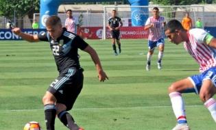 Sudamericano Sub-20: Argentina arrancó empatando con Paraguay
