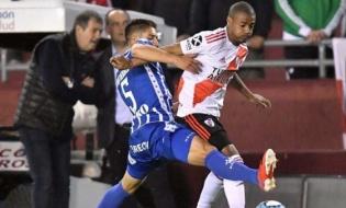River superó a Godoy Cruz y está en cuartos de final de la Copa Argentina