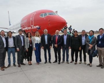 Tras la inauguración de los nuevos sectores del Aeropuerto, opera en Jujuy Norwegian