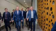 Macri y Morales inauguraron la primera etapa del nuevo aeropuerto