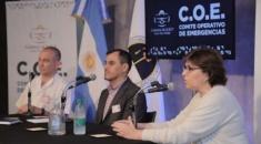 Informe COE: confirmaron siete casos sospechos en Jujuy